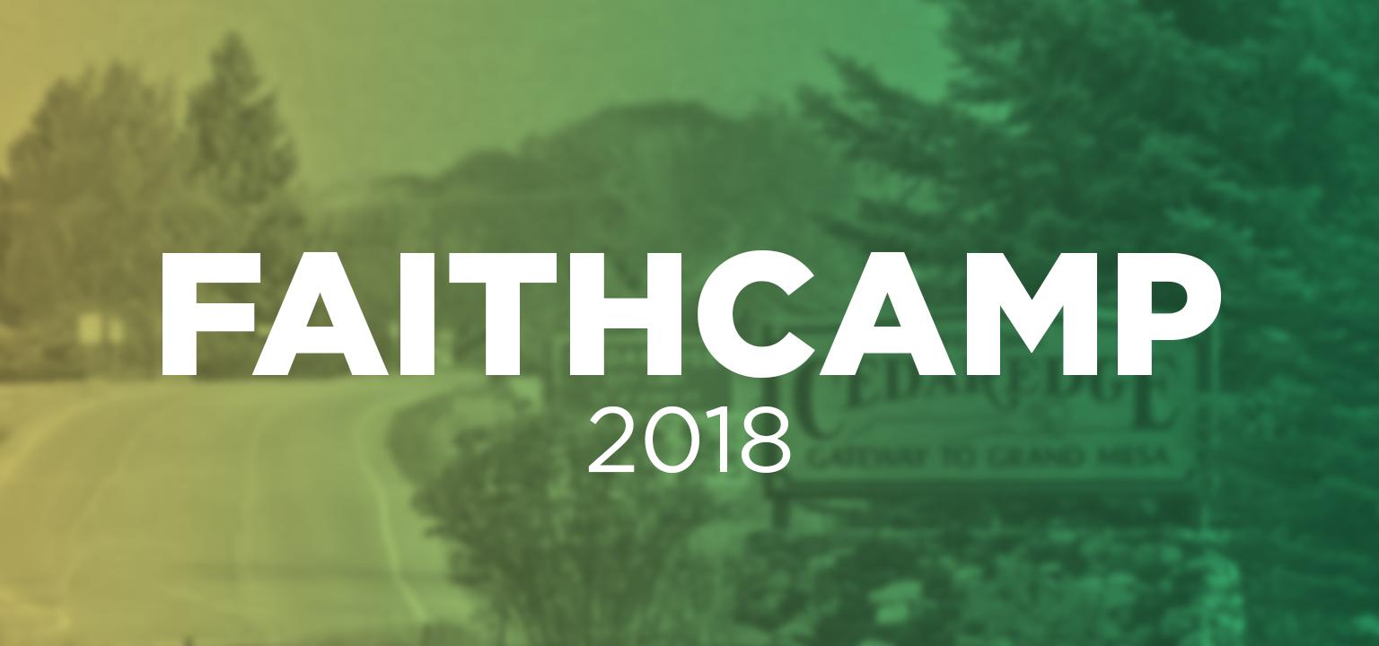 Faithcamp 2018