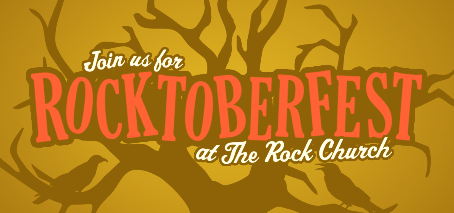 Rocktoberfest, Join us for a fun night during the weekend of Halloween at The Rock Church in Utah!