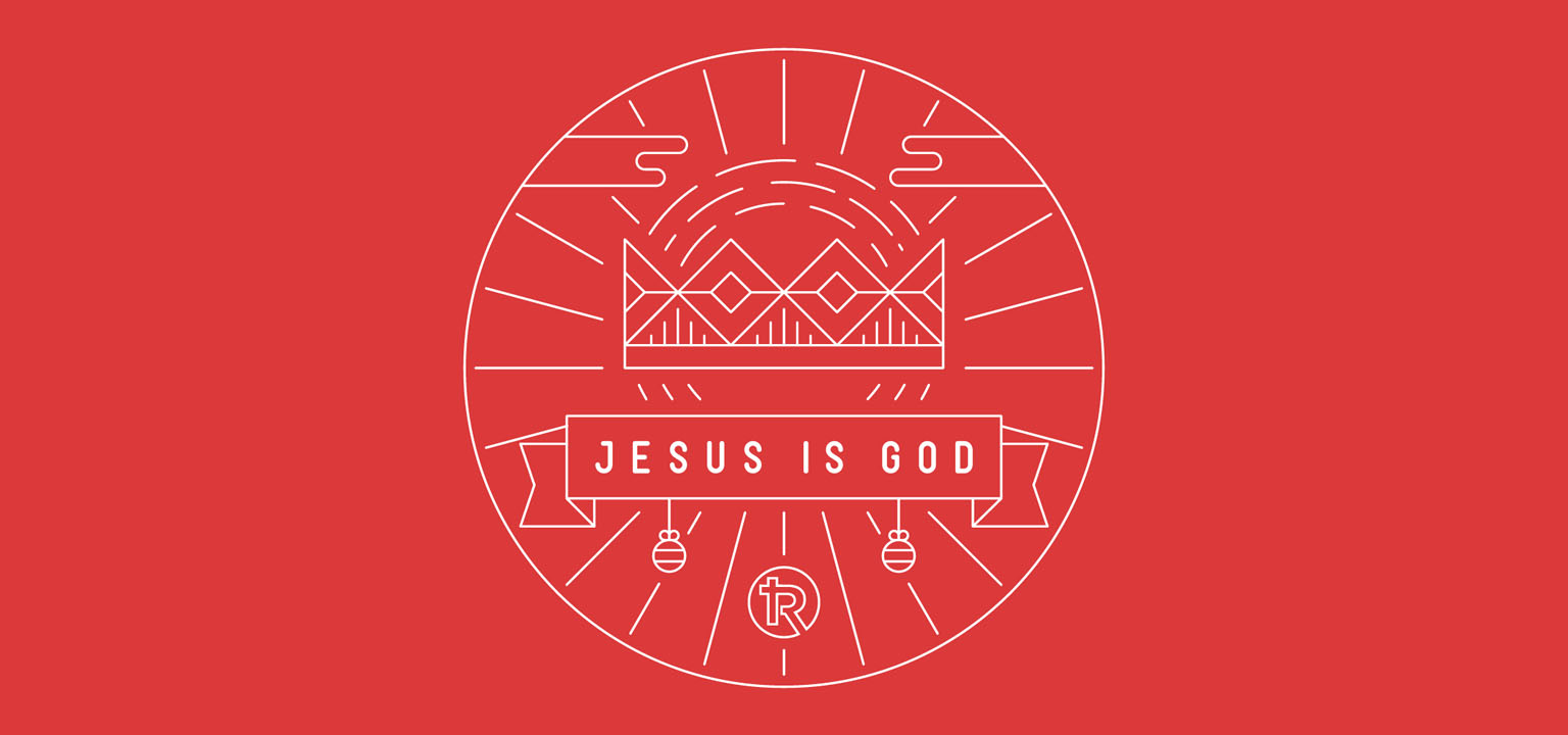 Jesus Is God With Us, A Word by Pastor Bryan Edwards of The Rock Church in Utah.