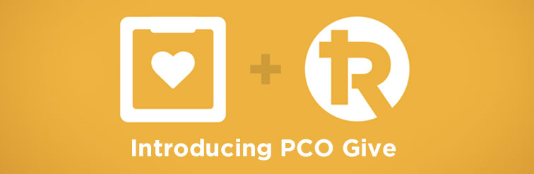 Introducing PCO Give