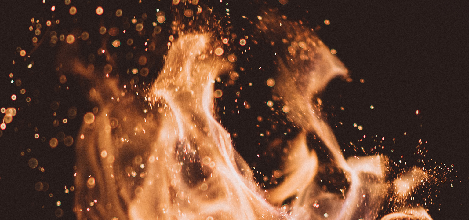 Burn It, A Word by Pastor Tony D'Amico for the blog of The Rock Church in Utah.