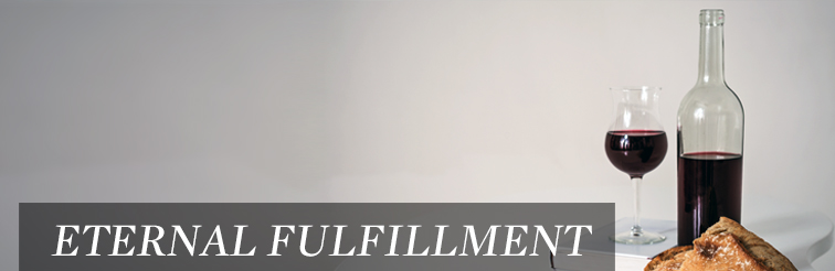 Etneral Fulfillment, a word from Pastor Tony D'Amico