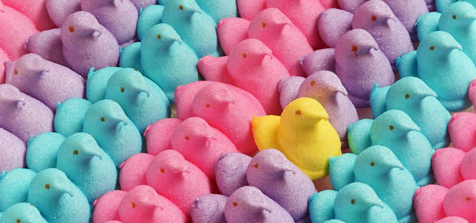 Better Than Peeps A Word by Pastor Bill Young of the Rock Churches in Utah