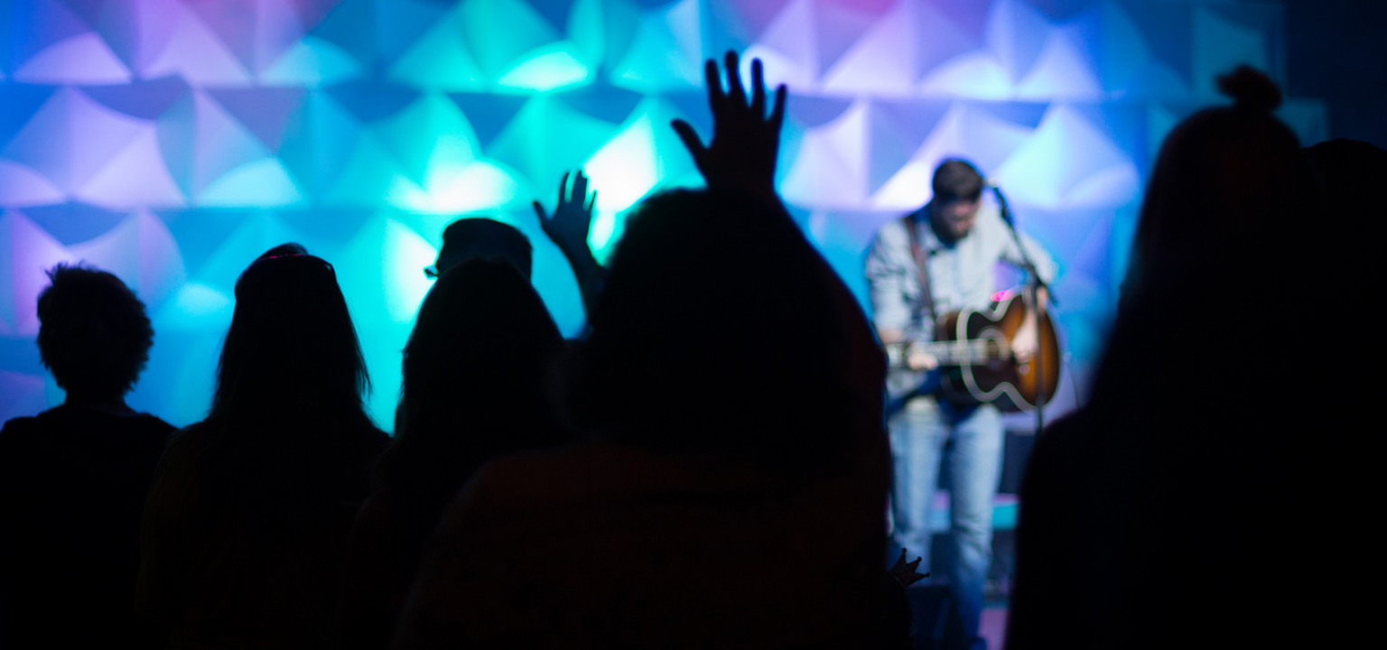 Blessed in Worship, A Word by Pastor Steele Croswhite of The Rock Church in Salt Lake City Utah