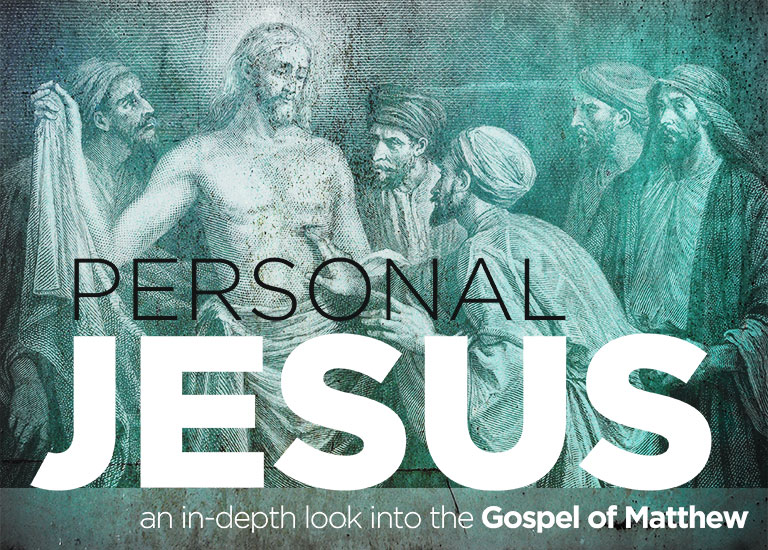 Personal Jesus series, A study through the book of Matthew