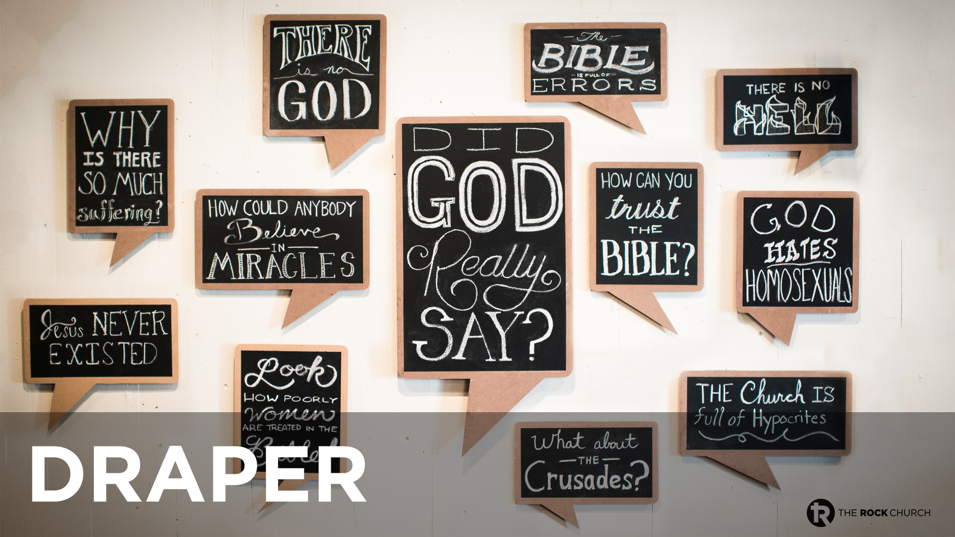 Did God Really Say?: Draper