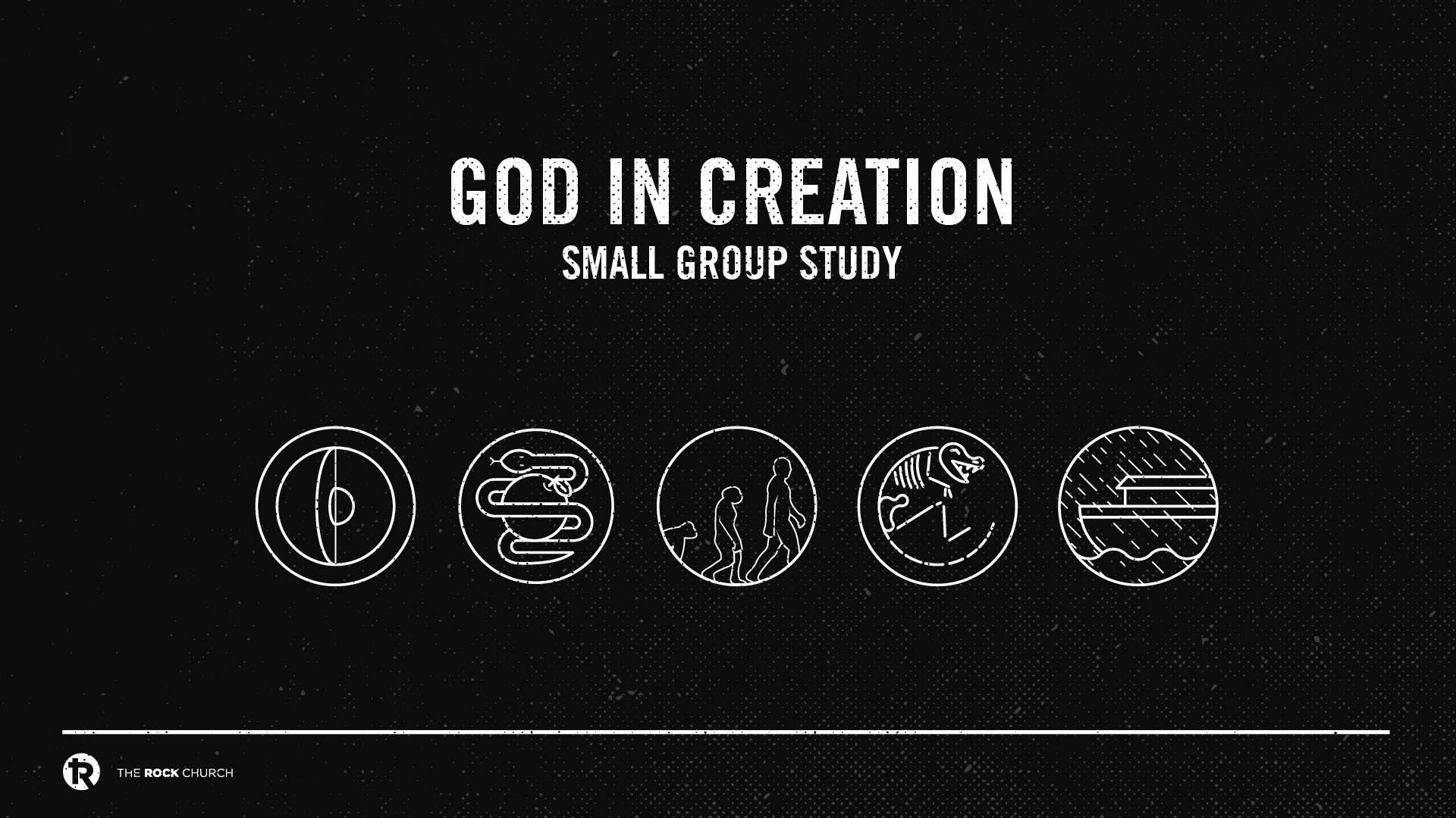 God in Creation: Small Group Study