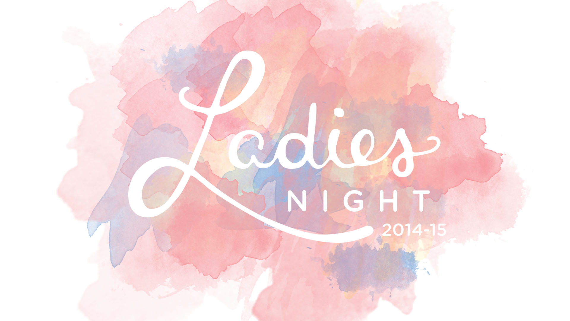 Ladies' Night 2014-15