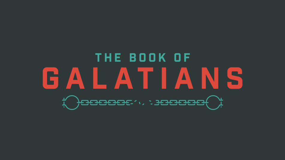 The Book Of Galatians: West