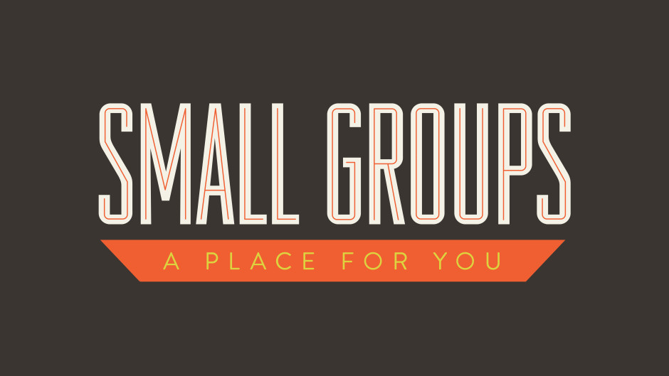 Small Group Leader Meeting