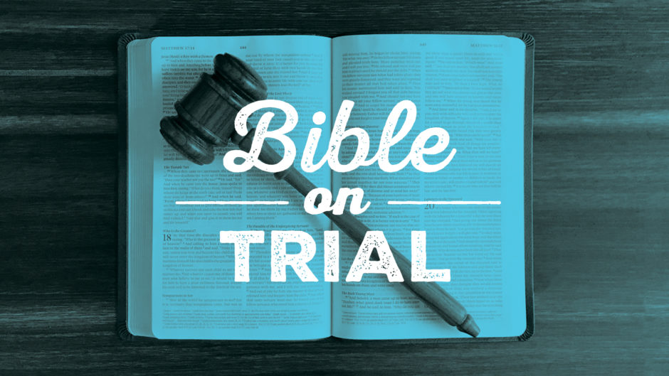 The Bible on Trial (Draper)